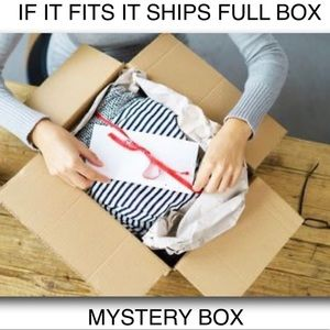 MYSTERY BOX IS BACK!!!